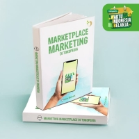 Buku Marketplace Marketing di Tokopedia by Om Botak