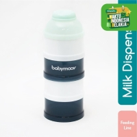 BABYMOOV MILK DISPENSER - ARCTIC BLUE - A004213
