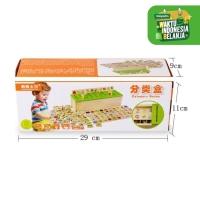 Mainan Edukasi / Mainan Montessori Kotak Kategori / Category Boxes