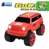 Happy Truck GOCAR FORERUNNER LIGHTS AND SOUND - Mainan Mobilan