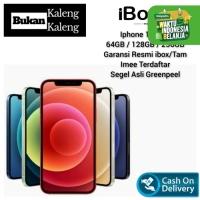 Apple Iphone 12 Mini 128Gb Garansi Resmi ibox
