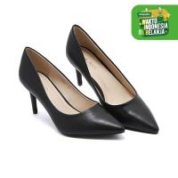 Sepatu Wanita Vicari Tianna Hitam-V1FC8001