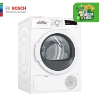 Bosch Mesin Pengering Pakaian / Condenser Tumble Dryer WTB86201ID
