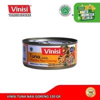 Bumbu Nasi Goreng / Ikan Tuna / Vinisi Tuna Nasi Goreng 120 Gr
