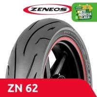 Ban Depan Motor Zeneos 110/70-17 ZN 62 Tubeless Kawasaki Ninja 250