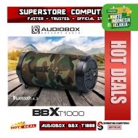 Audiobox BBX T1000 - Portable Bluetooth Multimedia Speaker-Best Buy