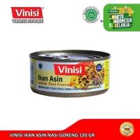 Bumbu Nasi Goreng / Ikan Asin / Vinisi Ikan Asin Nasi Goreng 120 Gr