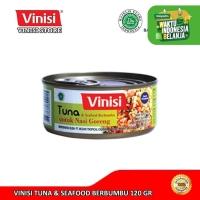 Bumbu Nasi Goreng / Ikan Tuna / Vinisi Tuna & Seafood Berbumbu 120 Gr