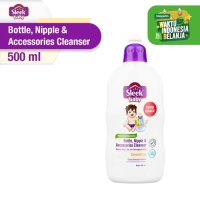 Sleek Baby Bottle Nipple & Accessories Cleanser Botol 500ml