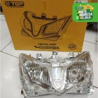 Lampu Depan Vario 125 Old Non Led High Quality TGP (Kaca Tebal)