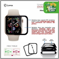 Tempered Glass 42mm Apple iWatch Full Glue (JAPAN QUALITY)