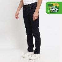 "Papperdine 211 Stretch ""Selvedge"" Raw Celana Jeans"