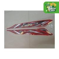 Stiker Bodi & Lis Body & Striping Mio Sporty 2010 Merah