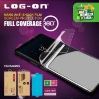Log On Anti Shock Screen Protector Anti Gores Iphone 7+ Plus (Depan)