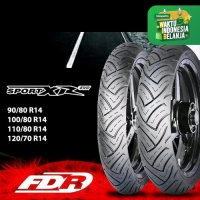 paket ban matic FDR Sport Xr Evo TUBELESS ring 14 80/80 90/80