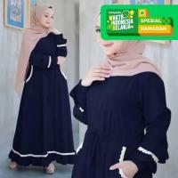 Nirmala dress baju gamis pakaian wanita
