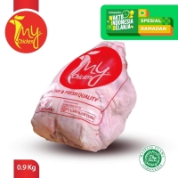 My Chicken Ayam Karkas 0.9 [ 0.9 kg ]