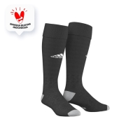 Kaos kaki Futsal/Bola Adidas Milano 16 Sock Black White AJ5904 Ori