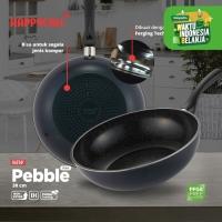 Happycall - Pebble Wok Pan IH 30CM
