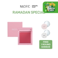 Nacific Cosmetics Juicy Mood Blusher 01 Berry Blossom