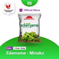 Edamame / Kacang Kedelai Jepang - Minaku - Bakoel Sayur Online