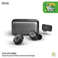 EPOS GTW 270 - Hybrid Wireless Earbuds Gaming