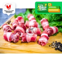 Daging US Shortplate Sliced Beef Sukiyaki/Yakiniku/Shabu (500 gr)