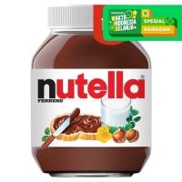 Nutella Spread 1kg / 1000gr - Selai Coklat Hazelnut
