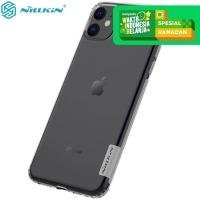 Nillkin Nature TPU Case iPhone 11 - Original Clear Soft Bening Cover