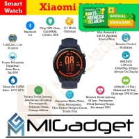 Xiaomi Mi Watch Smartwatch Jam Tangan Xiaomi Watch