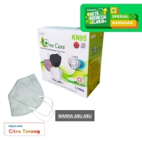 Masker KN95 Filtrasi Premium 5 Ply