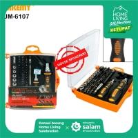 Jakemy 79 in 1 Ratchet Screwdriver Set - JM-6107