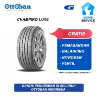GT Radial Champiro Luxe 205 65 R16 95H Ban Mobil Innova Reborn