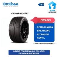 GT Radial Champiro SX2 205/50 R16 Ban Mobil