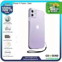 Rearth Ringke iPhone 11 Fusion - Clear