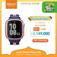 imoo Watch Phone Z2 - HD Video Call - LITMUS PINK
