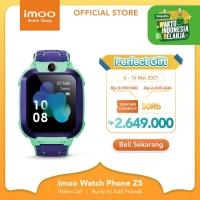 imoo Watch Phone Z5 - HD Video Call - HIJAU MUDA