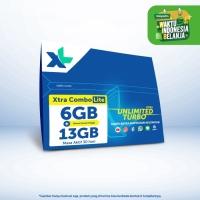 Kartu Perdana Xtra Combo Lite Kuota Hingga 6GB + Xtra Unlimited Turbo