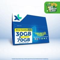 Kartu Perdana & Paket Xtra Combo Lite 25GB + Bonus hingga 75GB