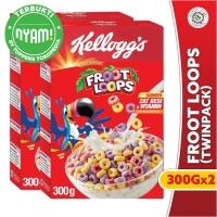 [SPECIAL BUNDLE] Kelloggs Froot Loops 2 x 300g