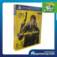 PS4 Cyberpunk 2077 (R3/English)