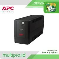 UPS APC BX650LI-MS Back-UPS,325 Watts / 650 VA Line Interactive