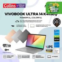 ASUS VIVOBOOK 14 K413EQ i5-1135G7 8GB 512GB MX350 2GB 14 FHD W10 OHS