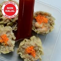 Siomay Babi & Udang 6 pcs (non halal)