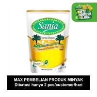 Sania Cooking Oil Reffil 2 Liter