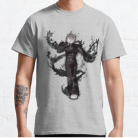 Kaos Ash Crimson king of fighters 2002 king of fighters kof fi T-Shirt