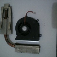 FG- Fan heatsink laptop toshiba satellite L510