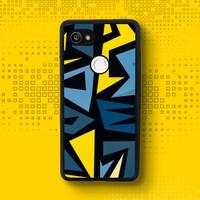 Case Casing Google Pixel 2 XL Abstract Art YD0849