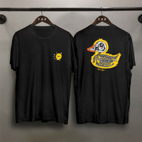 T-shirt Bebek / Baju Kaos Distro Pria Wanita Cotton 30s