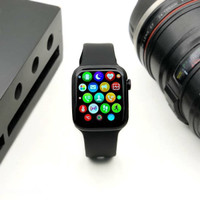 Smartwatch IWO 6 PRO Full Display Apple Watch Clone - Hitam Wa